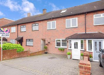 Thumbnail 4 bedroom terraced house for sale in Huntsman Road, Hainault, Ilford, Essex