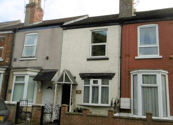 Thumbnail 2 bed terraced house for sale in 36 Wellington Street, Gainsborough, Lincolnshire