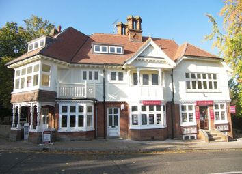 Thumbnail 1 bed flat to rent in High Street, Bookham, Leatherhead