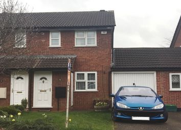 Thumbnail 2 bed property to rent in Wolsey Road, Lichfield