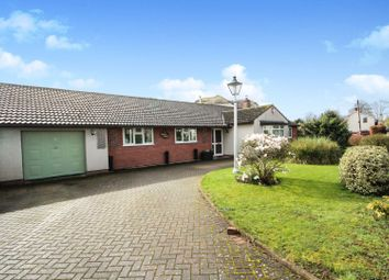 Thumbnail 5 bedroom detached bungalow for sale in Church Road, Caldicot