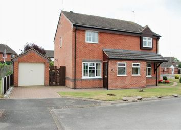 Thumbnail 2 bed semi-detached house for sale in Springfield Road, Alcester