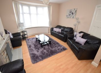 Thumbnail 5 bed semi-detached house for sale in Midway Road, Evington, Leicester