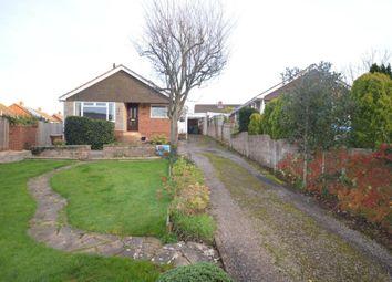Thumbnail 3 bed detached bungalow for sale in Courtenay Gardens, Alphington, Exeter, Devon