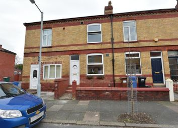 Thumbnail 2 bedroom terraced house to rent in Glanvor Road, Edgeley, Stockport