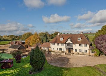 Thumbnail 6 bed detached house for sale in Bradden Road, Greens Norton, Towcester