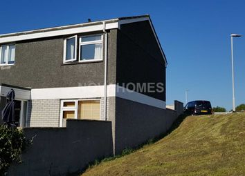 Thumbnail 3 bedroom end terrace house for sale in Bicton Close, Leigham