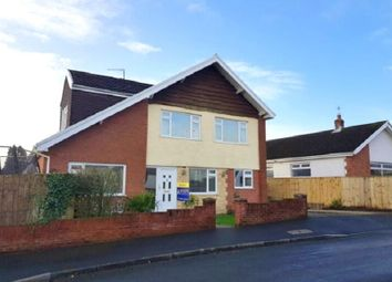 Thumbnail 3 bedroom detached house for sale in Hilland Drive, Bishopston, Swansea