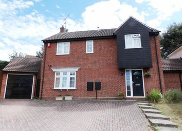 Thumbnail 4 bed detached house for sale in Eccleston Gardens, Billericay