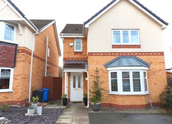 Thumbnail 3 bed detached house for sale in Ambleside Drive, Kirkby, Liverpool