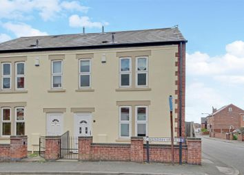 Thumbnail 3 bed semi-detached house for sale in Cavendish Street, Arnold, Nottingham
