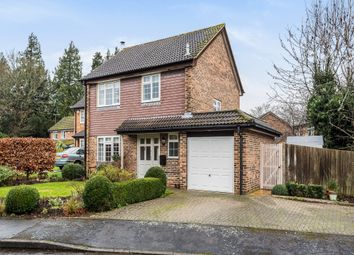 Thumbnail 3 bed detached house for sale in Davies Close, Godalming