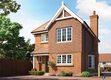 Thumbnail 3 bedroom detached house for sale in Hawkhust, Kent