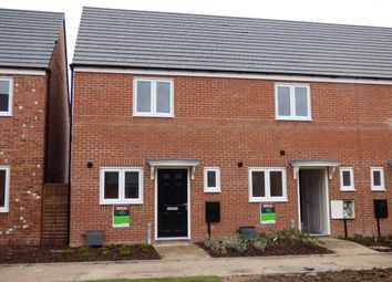 Thumbnail 2 bed semi-detached house to rent in Astoria Drive, Bannerbrook, Coventry