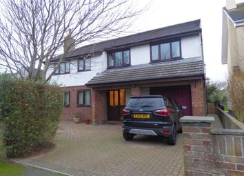 Thumbnail 4 bed detached house for sale in Hall Garth, Barrow-In-Furness, Cumbria