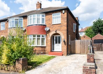 Thumbnail 3 bed semi-detached house for sale in Whinbrook Grove, Leeds