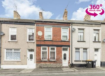 3 bed terraced house for sale in Pottery Road, Newport NP20