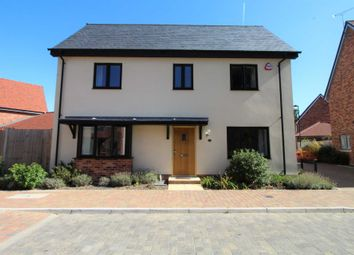 Thumbnail 4 bed detached house for sale in Watlington Gardens, Great Warley, Brentwood