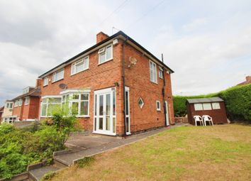 Thumbnail 3 bed semi-detached house for sale in Wicklow Drive, Leicester