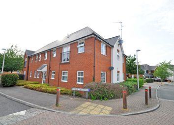 Thumbnail 2 bed flat for sale in Bayeux Gardens, Gillingham