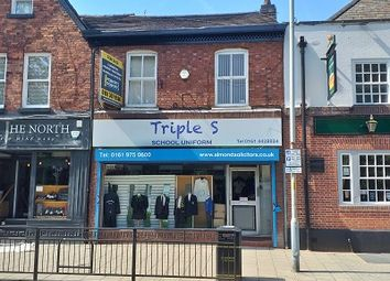 Thumbnail Retail premises for sale in Heaton Moor Road, Stockport
