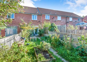 Thumbnail 2 bed terraced house for sale in Ryders Way, Rickinghall, Diss