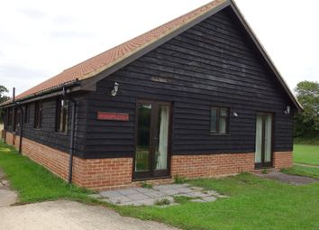 Thumbnail 3 bed detached bungalow to rent in Mill Field Cottages, Iketshall St Lawrence