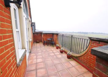 Thumbnail 2 bed flat for sale in Fisher Court, Rhapsody Crescent, Brentwood, Essex
