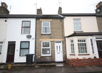 Thumbnail 2 bedroom cottage to rent in Holly Road, Lowestoft, Oulton Broad