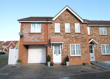 Thumbnail 5 bed end terrace house for sale in Snowdrop Close, Littlehampton, West Sussex