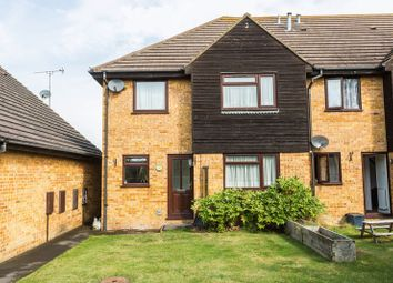 Thumbnail 2 bed end terrace house to rent in Midsummer Meadow, Shoeburyness, Southend-On-Sea