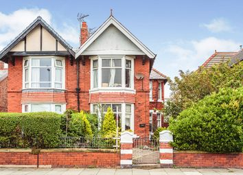Thumbnail 4 bed semi-detached house for sale in Harrowside, Blackpool, Lancashire