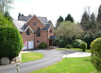 Thumbnail 5 bedroom detached house for sale in Alan Drive, Hale, Altrincham