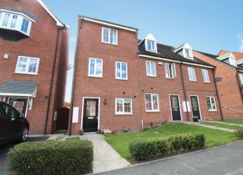 Thumbnail 4 bedroom town house for sale in Oak Drive, Middleton, Leeds