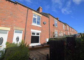 Thumbnail 2 bed terraced house to rent in South View, Crawcrook, Ryton