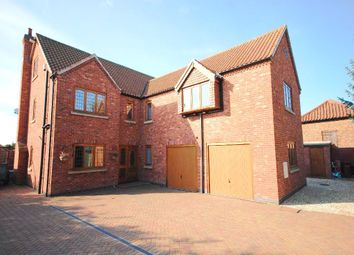 Thumbnail 5 bedroom property for sale in Johnson Lane, Crowle, Scunthorpe