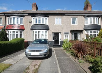Thumbnail 3 bed terraced house for sale in Appleton Road, Stockton-On-Tees