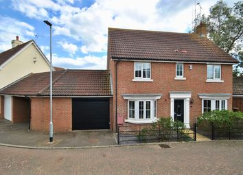 4 bed detached house for sale in Wiggins View, Chancellor Park, Chelmsford CM2