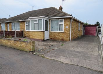 Thumbnail 2 bed semi-detached bungalow for sale in Prince Albert Drive, Glenfield, Leicester