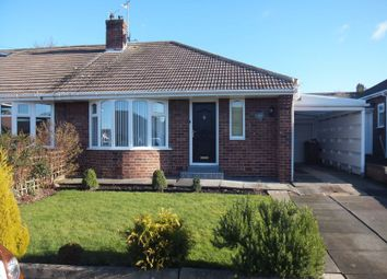 2 bed bungalow for sale in Chantry Drive, Wideopen, Newcastle Upon Tyne NE13
