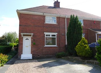 Thumbnail 3 bed semi-detached house to rent in Glebe Crescent, Ilkeston