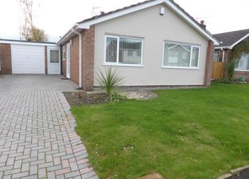 Thumbnail 2 bed detached bungalow to rent in Woodridge Avenue, Marford, Wrexham