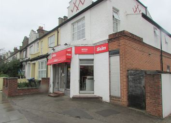 Thumbnail Retail premises for sale in Southbury Road, Enfield Town