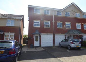 Thumbnail 3 bed end terrace house for sale in Parkside Way, Birmingham