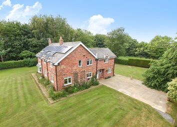 Thumbnail 5 bed detached house for sale in Everingham, York