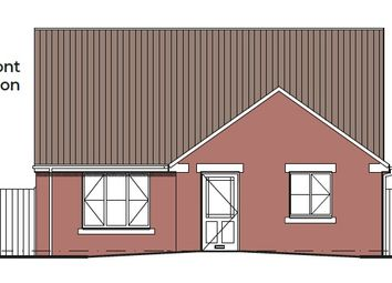 Thumbnail 3 bed detached bungalow for sale in Plot 9, Clay Fields View, Clay Cross, Chesterfield