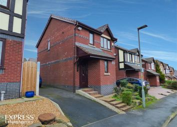 Thumbnail 3 bed detached house for sale in Dale View, Blackburn, Lancashire
