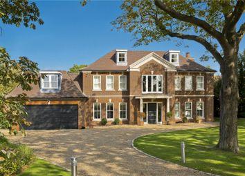 Old Chestnut Avenue, Claremont Park, Esher, Surrey KT10. 6 bed detached house