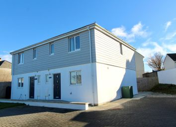 Thumbnail 3 bed semi-detached house for sale in Higher Lane, Mawgan, Helston