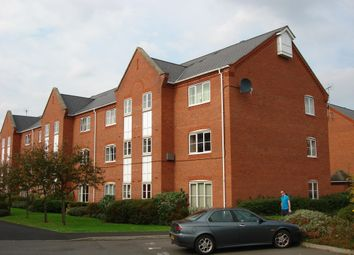Thumbnail 2 bed flat to rent in Frances Havergal Close, Leamington Spa, Warwickshire